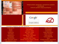 Frontpage screenshot for site: Edo informatika (http://www.edo-informatika.hr/)