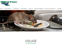 Slika naslovnice sjedišta: Pestic d.o.o. Kraljevica (http://www.pestic.hr)