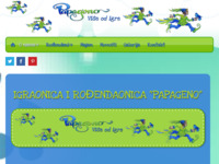 Slika naslovnice sjedišta: Papageno (http://www.papageno.hr)