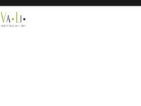 Frontpage screenshot for site: Kozmetički salon ljepote VaLi - kompletna njega tijela (http://www.vali.hr)