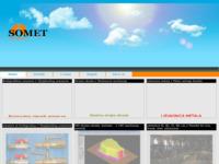 Frontpage screenshot for site: Somet proizvodna cijevnih armatura (http://www.armature.somet.hr)