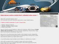 Slika naslovnice sjedišta: Somet Motori - strojna obrada dijelova motora (http://www.motori.somet.hr)