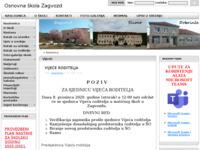 Slika naslovnice sjedišta: Osnovna škola Zagvozd (http://www.os-zagvozd.skole.hr)