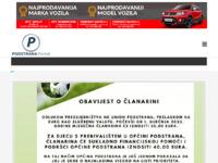 Slika naslovnice sjedišta: Podstranski web portal (http://www.podstrana-portal.com)