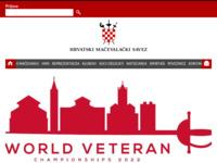 Slika naslovnice sjedišta: Hrvatski mačevalački savez (http://www.hms.hr/)