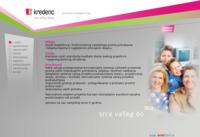 Slika naslovnice sjedišta: Kredenc d.o.o. - namještaj po mjeri (http://www.kredenc.hr/)