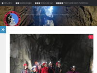 Slika naslovnice sjedišta: Speleološko - alpinistički klub Ekstrem - Makarska (http://www.ekstrem.hr)
