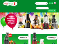 Frontpage screenshot for site: Vervita (http://www.vervita.hr)