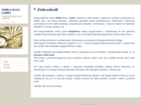 Frontpage screenshot for site: (http://www.mibla1.webs.com)