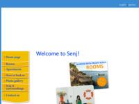 Frontpage screenshot for site: (http://www.gema-senj.hr/)