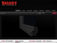 Slika naslovnice sjedišta: Select (http://www.select.com.hr)