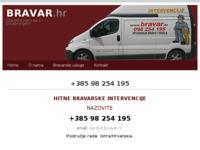 Slika naslovnice sjedišta: Bravar.hr (http://www.bravar.hr)