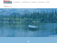 Slika naslovnice sjedišta: Metal produkt d.o.o. (http://www.metal-produkt.hr)