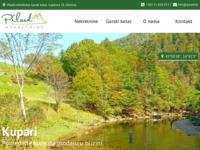 Frontpage screenshot for site: Pilard nekretnine (http://www.pilard-nekretnine.com)