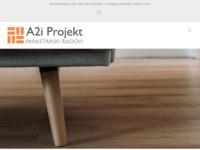Slika naslovnice sjedišta: Aii projekt (http://www.parketarski-radovi.com)