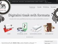 Slika naslovnice sjedišta: iSpis - digitalni tisak (http://www.ispis.hr)