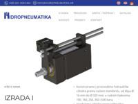 Slika naslovnice sjedišta: Hidropneumatika (http://www.hidropneumatika.hr)