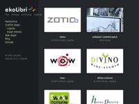 Slika naslovnice sjedišta: Grafički dizajn studio (http://www.ekolibri.hr/)