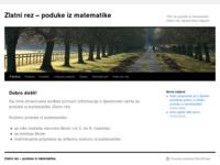 Slika naslovnice sjedišta: Zlatni rez (http://www.zlatni-rez.hr/)