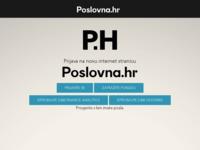 Slika naslovnice sjedišta: Poslovna.hr - eksperti poslovnih informacija (http://www.poslovna.hr)
