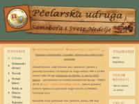 Slika naslovnice sjedišta: Pčelarska udruga Samobor i Sveta Nedelja (http://www.pu-samobor-svn.hr)