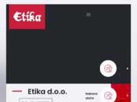 Slika naslovnice sjedišta: Etika (http://www.etika.hr)