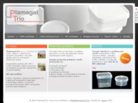 Slika naslovnice sjedišta: Plamegal trio (http://www.plamegal-trio.hr/)