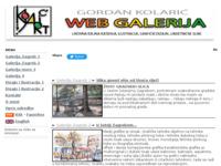 Slika naslovnice sjedišta: Dizajn art Kolarić (http://WWW.ARTKOLARIC.COM)