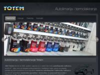 Slika naslovnice sjedišta: Autolimarija i termolakiranje Totem (http://www.autolimarija-totem.hr)