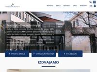Slika naslovnice sjedišta: Gimnazija Požega (http://www.gimpoz.hr)