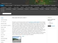 Frontpage screenshot for site: Samogradnja.info (http://samogradnja.info)