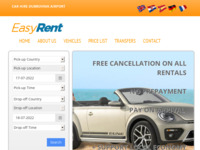 Slika naslovnice sjedišta: Easy Rent Dubrovnik (http://www.dubrovnik-airport-carhire.com/)