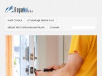 Slika naslovnice sjedišta: RapaNui d.o.o. (http://www.rapanui.hr)