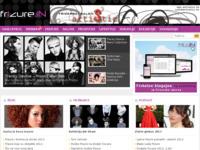 Slika naslovnice sjedišta: Frizure, kosa i frizerski saloni (http://www.frizure.in)
