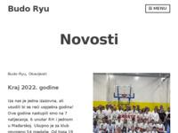 Slika naslovnice sjedišta: KyokushinKai Karate Klub Budo-Ryu – Zaprešić (http://www.budo-ryu.com/)
