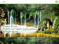 Slika naslovnice sjedišta: Plitvice - BREZA (http://www.plitvice-breza.com)