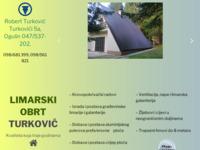 Slika naslovnice sjedišta: Limarski Obrt - Turkovic (http://www.limarija-turkovic.hr)