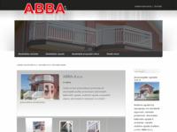 Slika naslovnice sjedišta: Aluminij Abba d.o.o. (http://www.aluminij-abba.hr)