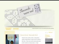 Slika naslovnice sjedišta: Slavonski ručni rad Marica Kovač (http://www.slavonski-rucni-rad.com)