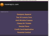 Slika naslovnice sjedišta: Vizualne komunikacije i grafički dizajn (http://www.marerajcic.com)
