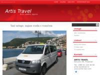 Slika naslovnice sjedišta: Artis Taxi (http://www.artis-taxi.com)