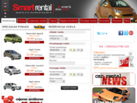 Slika naslovnice sjedišta: Enixe d.o.o. - Smart Car Rental - Rent a Car Split (http://www.smart-car.hr)