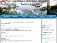 Slika naslovnice sjedišta: HPD Kamenar (http://www.hpd-kamenar.hr/)