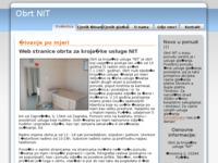 Slika naslovnice sjedišta: Krojački salon NIT (http://www.obrt-nit.hr)