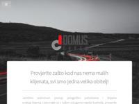 Slika naslovnice sjedišta: Domus Cargo d.o.o. (http://www.domuscargo.hr)
