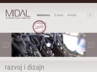 Slika naslovnice sjedišta: Midal (http://www.midal-doo.com)