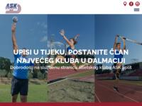 Slika naslovnice sjedišta: ASK - Split (http://www.ask-split.hr)