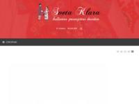Slika naslovnice sjedišta: Kulturno prosvjetno društvo Sveta Klara (http://www.kpdsvetaklara.hr/)