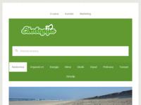Slika naslovnice sjedišta: Ekologija, klima, energija, okoliš... (http://www.ekologija.com.hr)