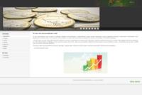 Frontpage screenshot for site: (http://www.alineja-sedlar.hr)